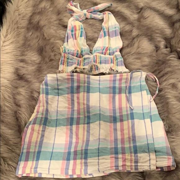 Forever 21 Dresses & Skirts - Miniskirt/halter Set